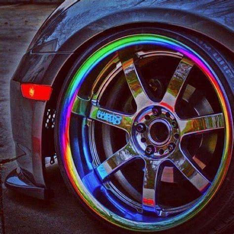 color rims rainbow rims rainbow jdm pimp my ride cars rims