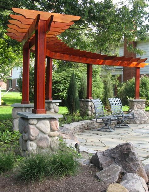 Backyard Pergola Ideas 25 Best Ideas About Pergolas On Pinterest Pergola Diy Pergola And Pergola Ideas