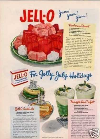 1950 s food vintage food advertisements of the 1950s page 4