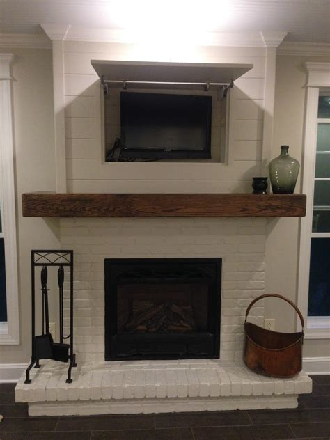 Painted Kitchen Cabinet Colors shiplap fireplace remodel google search garrett s