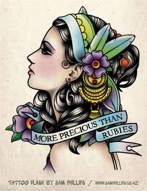 sam phillips tattoo designs by sam phillips nz on deviantart