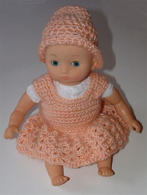 crochet pattern doll clothes 14 inch baby doll dress my recycled bags com