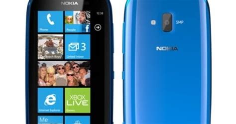 harga hp nokia lumia 610 kamera 5 mp murah spesifikasi dan