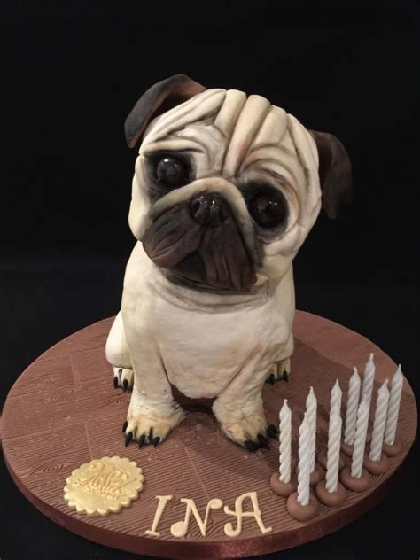 pug cake 17 best images about pugs food on cakes cherry cake and cupcake display