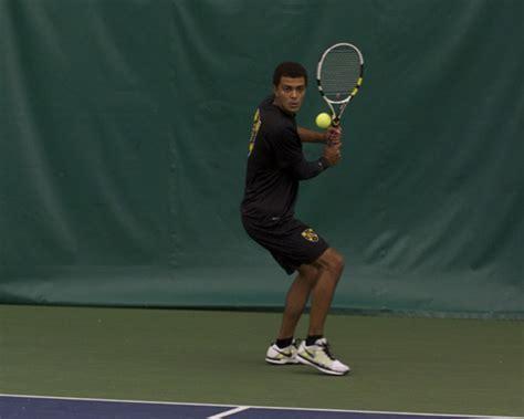 dennis swanson ls plus men s tennis falls to second ranked emory 6 3 at ita
