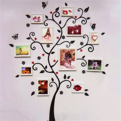 wall sticker wallpaper removable decoration family tree wall sticker memory tree