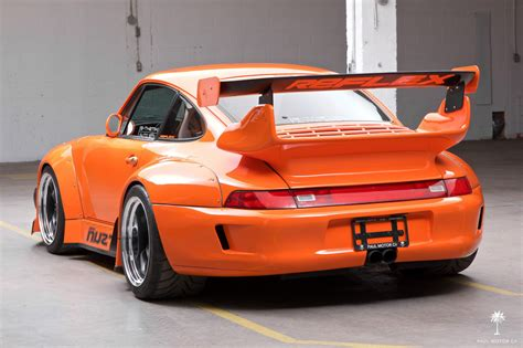 widebody porsche 911 1995 porsche 911 with a ls1 engine swap depot