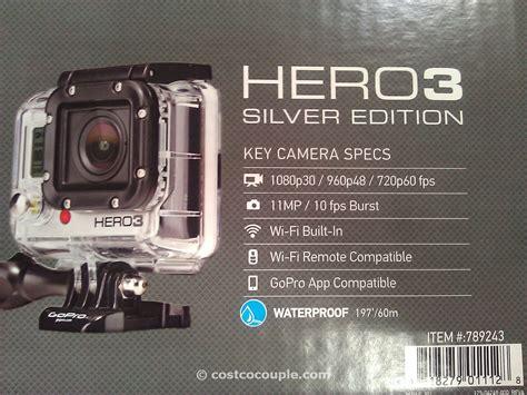 gopro costco gopro hero3 silver edition