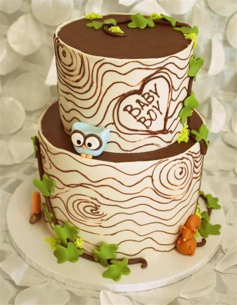 woodland themed baby shower cake 105 best images about fox or woodland baby shower ideas on