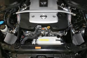 Nissan 350z Intake 07 08 Nissan 350z Aem Dual Pipe Ram Intake System