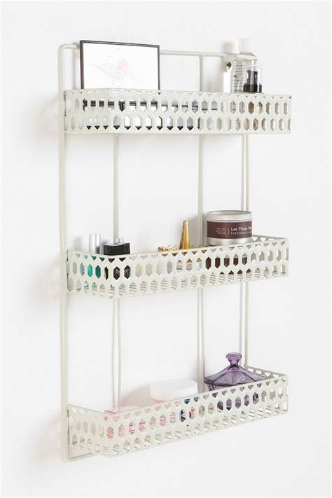 bathroom outfitters triple decker shelf urban outfitters house styling