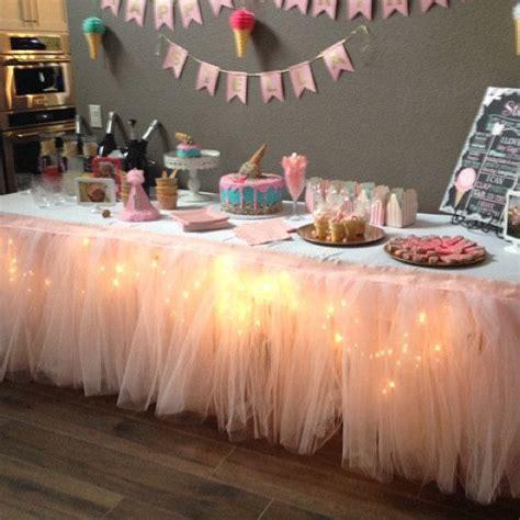 custom made table skirts tutu table skirt custom made wedding birthday baby