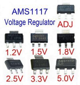 Ams1117 5 0v Regulator arduino voltaj reg 252 lat 246 r de茵i蝓imi ams1117 5 0v