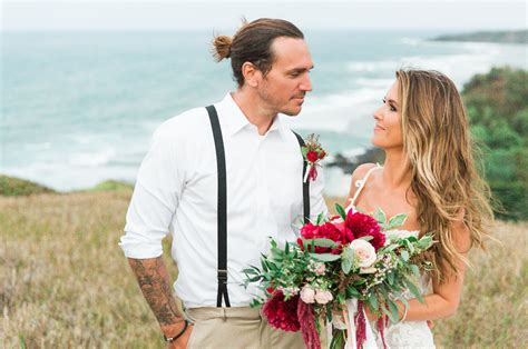 Vintage Crystal Chandeliers Audrina Patridge Corey Bohan S Boho Chic Kauai Wedding