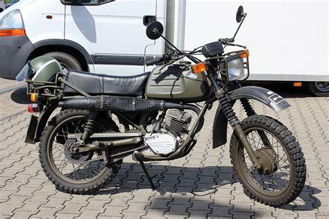 Bundeswehr Motorrad Kaufen by Hercules K 125 Bw