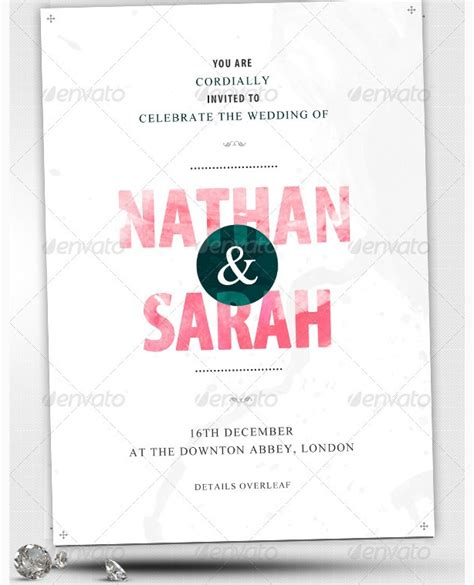 15 formal printable invitation templates graphic cloud