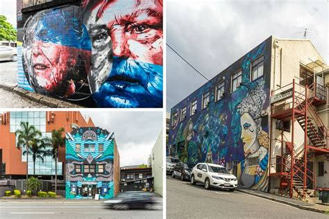 Farm Wall Murals 52 street art spots in brisbane