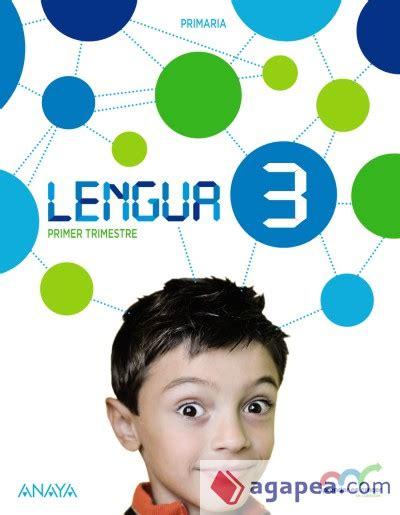 libro aprender es crecer lengua aprender es crecer en conexion lengua 3 primaria anaya educacion agapea libros urgentes