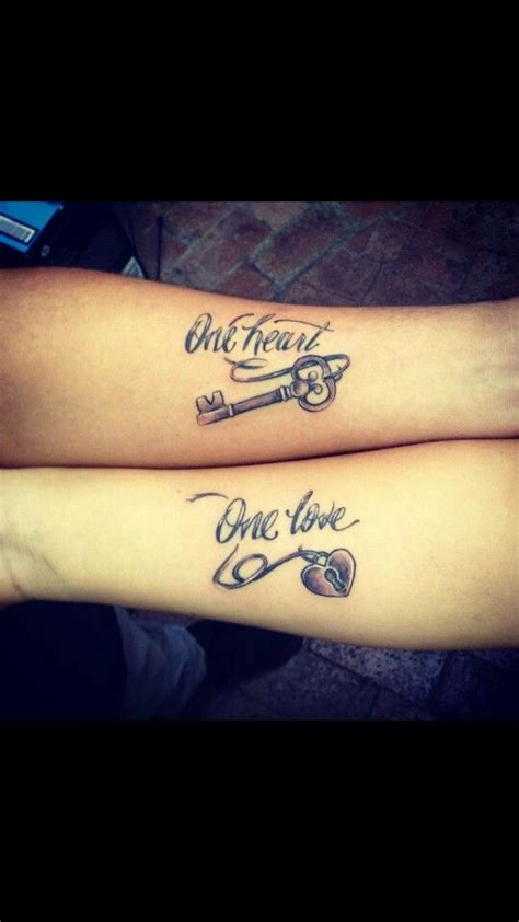 heart and key tattoos for couples best 25 key tattoos ideas on tattoos of