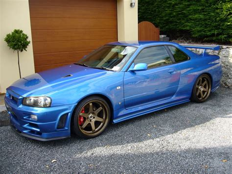 Nissan Skylines In The Us by 1998 Nissan Skyline Gtr R34 For Sale Usa Autos Post