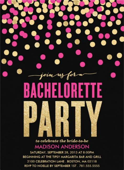 Bachelorette Invites Templates by 19 Bachelorette Invitation Templates Free Sle