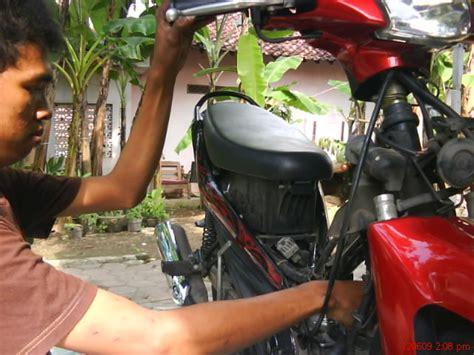 Kran Bensin Kitaco upgrade performa zr ganti karbu zr riders