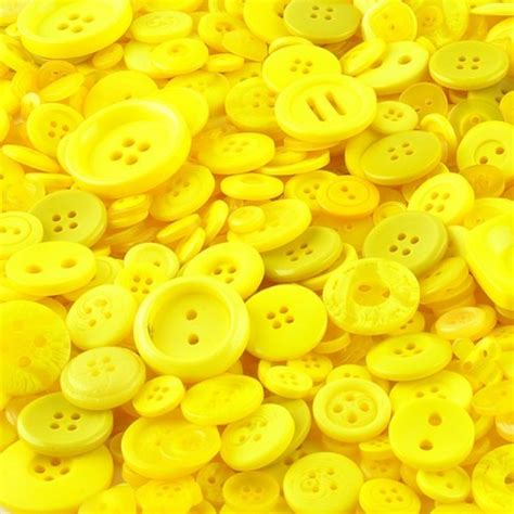 Proll 1kg wholesale yellow buttons