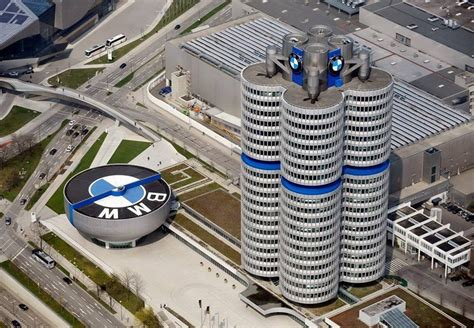 bmw germany bmw headquarters munich germany architecture buildings