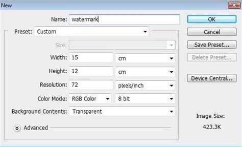 cara membuat watermark bulat blog gadis kung cara membuat watermark