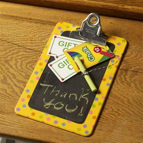 Pj S Coffee Gift Card - 20 diy teacher appreciation gift ideas plaid online