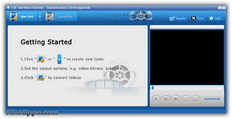 Free Total Converter Software Converts Your Audio In To Several Formats by Total Converter 3 70 100621 Filehippo