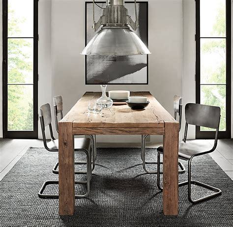 One Of My Favourite Tables Contemporary Dining Tables Kitchen Table Hardware
