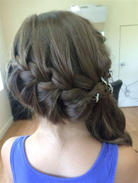 cute hairstyles for jr high 17 best images about kid hair styles on pinterest braids
