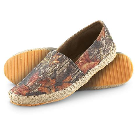 Sandal Distro Camo 5 s itasca camo canvas slip on shoes mossy oak up 588820 casual shoes at sportsman