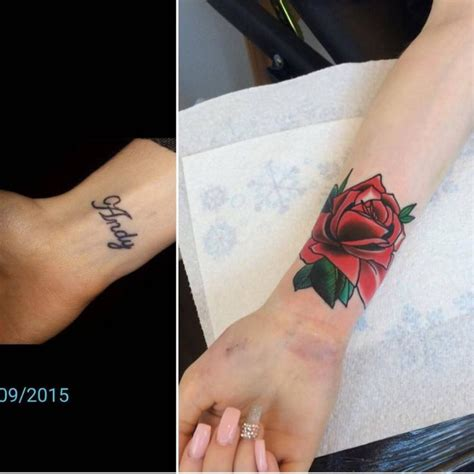 inner wrist tattoo ideas 25 best ideas about wrist cover up on