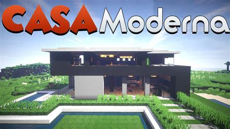 minecraft come costruire una casa come costruire una casa moderna minecraft ita