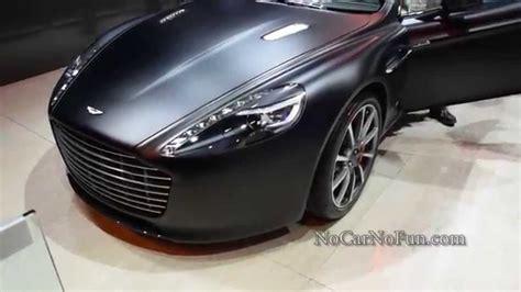 All Aston Martin Models by Aston Martin All Models Motor Show 2014