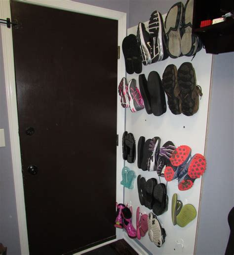 wall storage for shoes shoe storage solution a wall of shoes