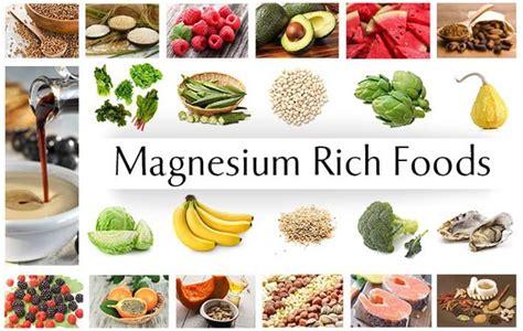 fruits n vegetables rich in vitamin d epsom salt bath importance of magnesium level in