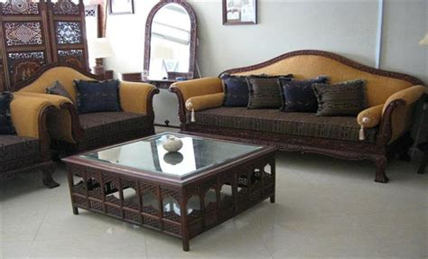 fully carved seater sofa set designs home design