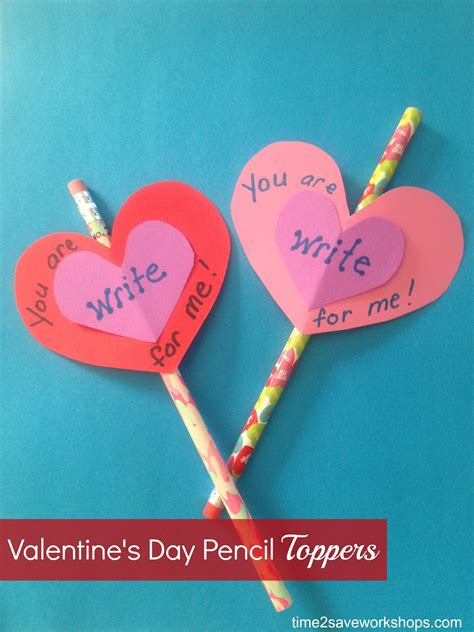 valentines ideas ideas diy s day pencil