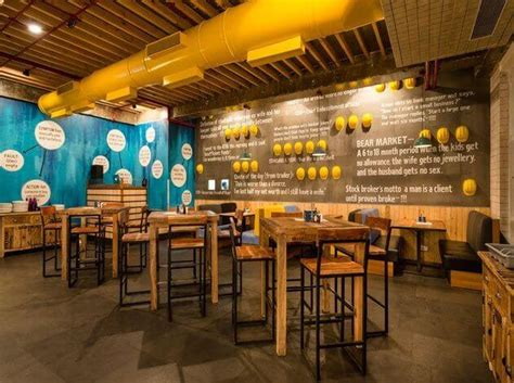 Potato Furniture Bangalore by 16 Interesting Restaurants In Amchi Mumbai Triphobo