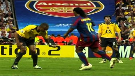 arsenal barcelona 2006 final chions fc barcelona arsenal par 237 s 2006 youtube