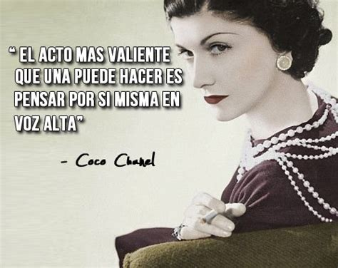 coco chanel biography in spanish frases de coco chanel buscar con google frases de