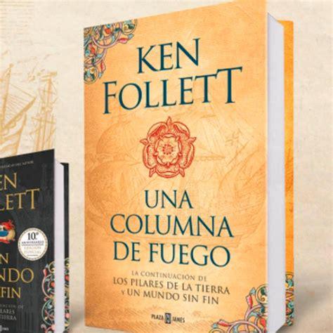 una columna de fuego 08 una columna de fuego audiolibro voz humana ken follett en los pilares de la tierra