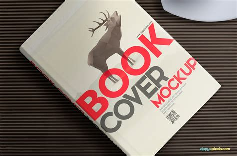 psd book cover mockup template free free book mockup for hardcover designs zippypixels