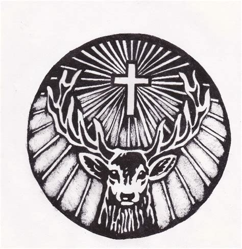 jagermeister tattoo jagermeister style by alicecooperfan13 on deviantart