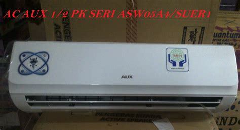 Indoor Ac 1 2 Pk jual uax ac 1 2 pk seri asw 05 a4 suer1 indoor outdoor