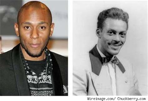 cadillac records mos def traces of a mos def to portray chuck berry in