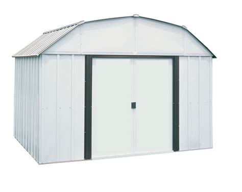 arrow buildings 10 x 14 ft yorktown storage building lawn garden sheds outdoor storage